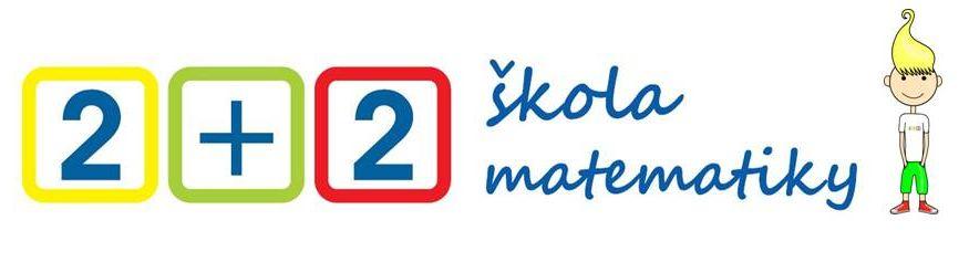 2+2 škola matematiky Plzeň - Doučování